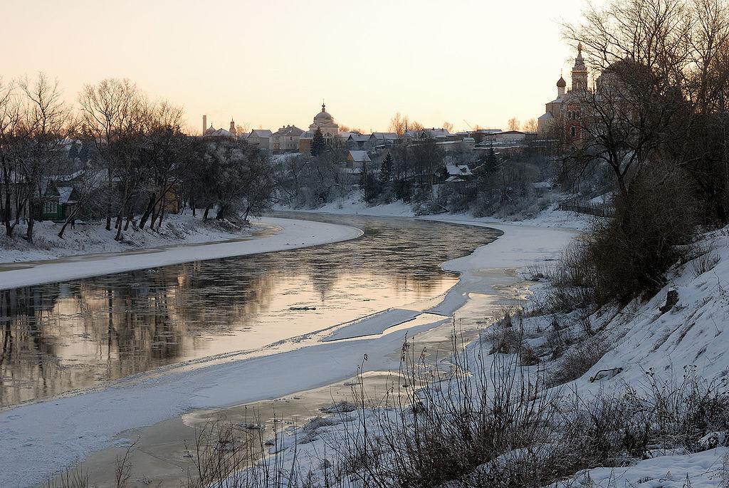 Сплав по рекам Осуга и Тверца