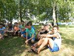 Лагерь в Греках - 2014