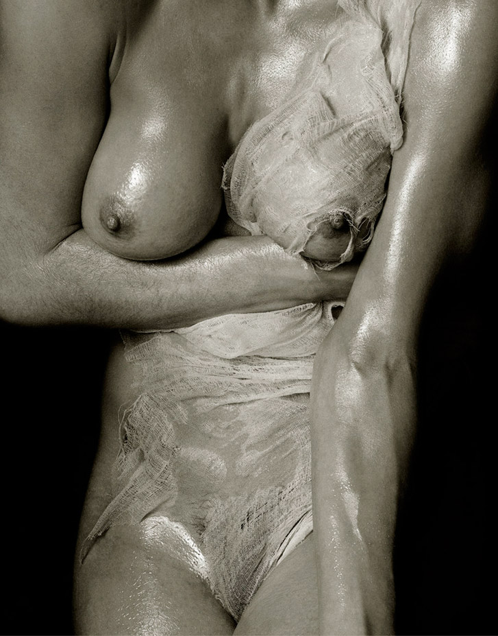работа фотографа Альберта Уотсона / Rachel Williams - photo by Albert Watson
