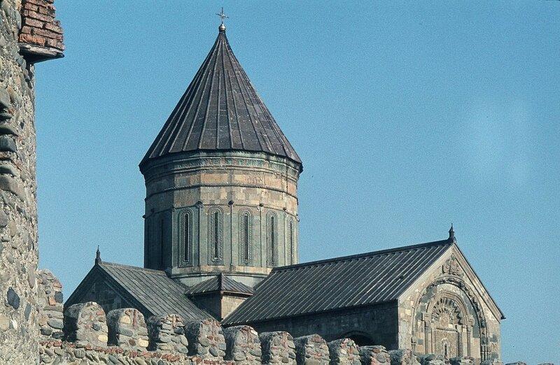 Храм Свети-Цховели в Мцхете
