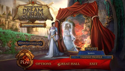 لعبة Forgotten Kingdoms: Dream Ruin