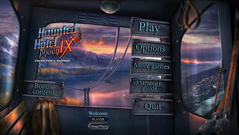 Haunted Hotel: Phoenix CE