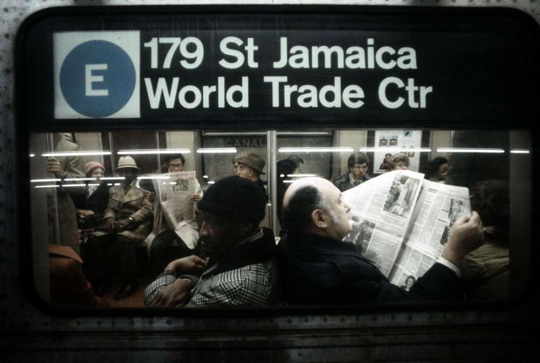 Американский фотограф Christopher Morris: Граффити и андеграунд нью-йоркского метро (37)