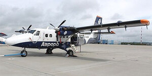 DHC-6 TwinOtter 400