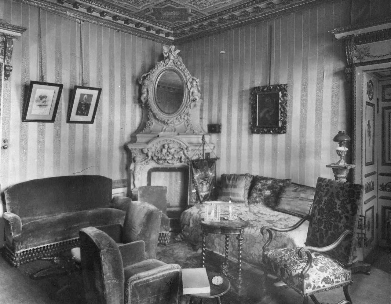 21. Часть Голубой гостиной в итальянском посольстве