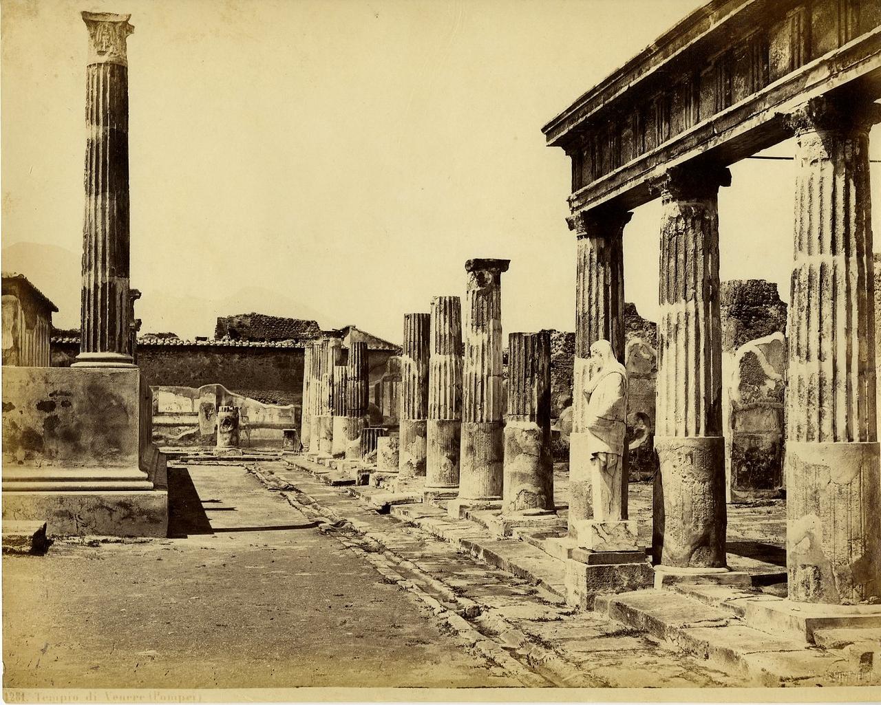 1870. Храм Венеры