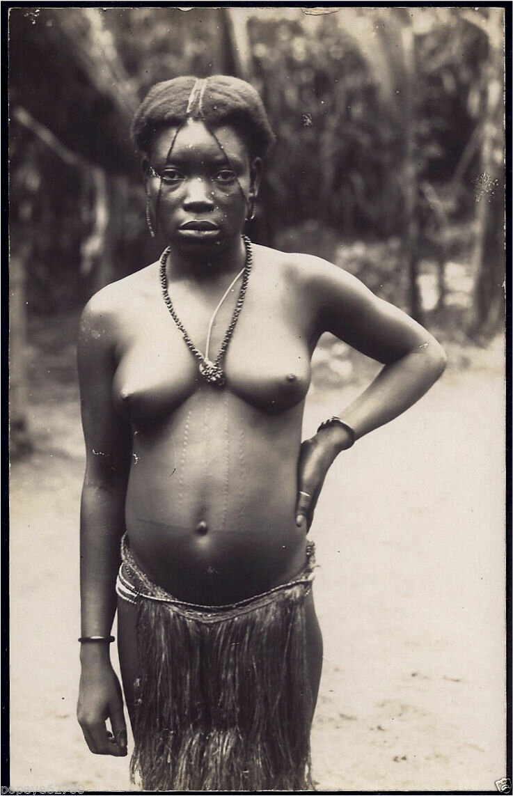 1930. Конго