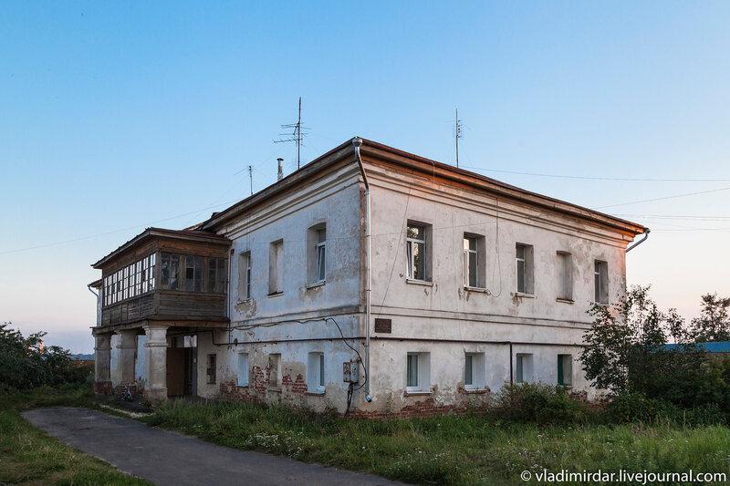Архирейский палаты - Свято-Васильевский монастырь в Суздале