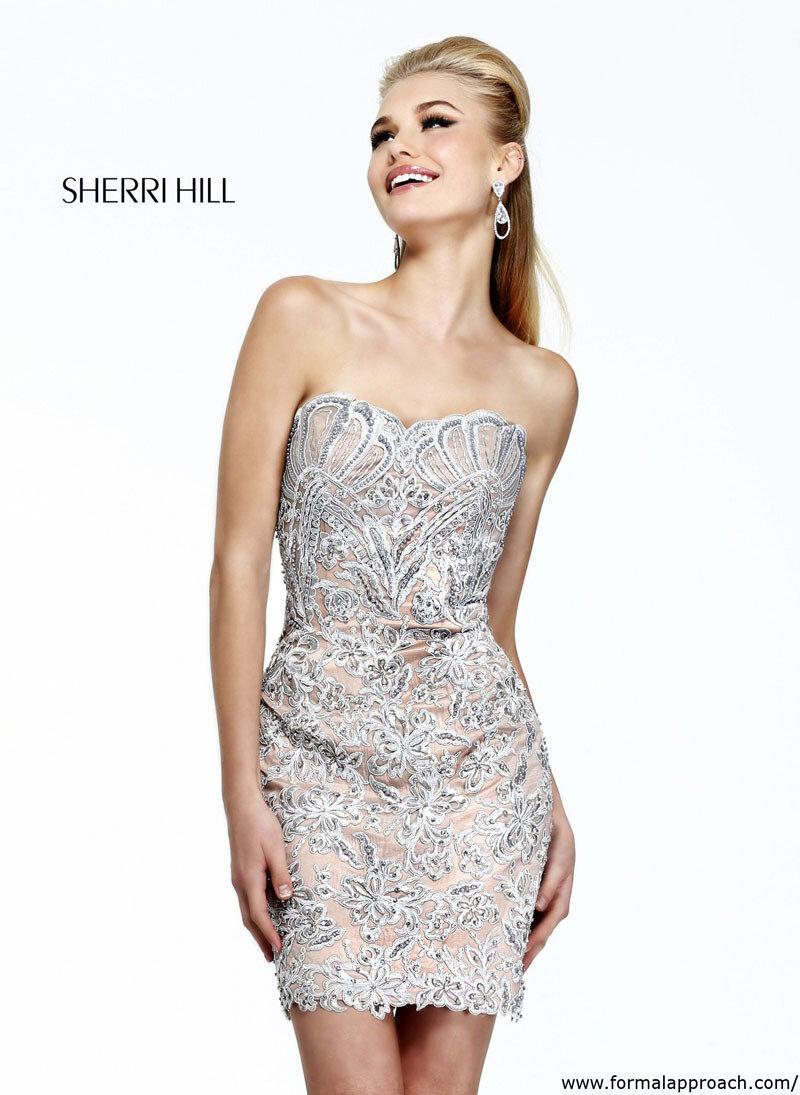 2d84bbf2813 Дизайнерские Платья - Sherri Hill Short Dresses 2014 - Fashion ...