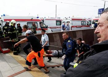 Список пострадавших при ЧП в московском метро