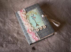 Интересные вещи, каждый блокнот имеет свою историю