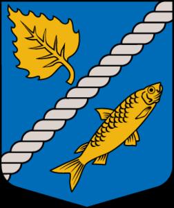 Герб Лапмежциемской волости