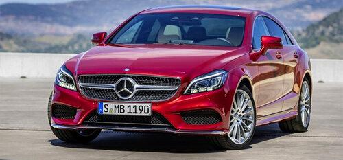 Обновленный класс автомобилей Mercedes-Benz CLS получил ценники
