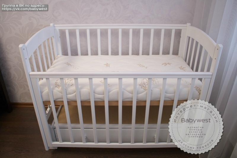 5-www.babywest.ru-Детская кроватка Кубаночка 2-БИ 38.3 Белая-обзор-2015-06-02.jpg