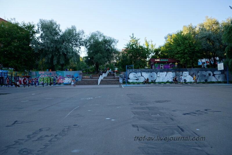 Игровая площадка, Дзержинский