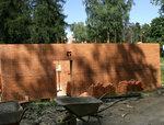 Строительство Донского храма - июль 2014