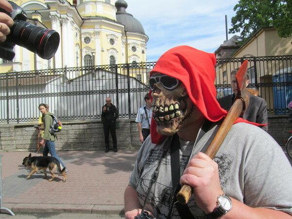 Бродилка по Петербургу в день Достоевского. Часть 1