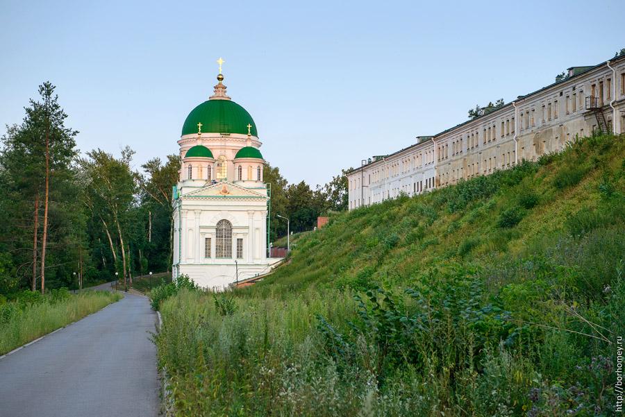 православие в Сарове