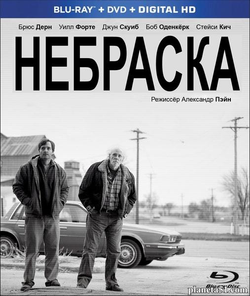 Небраска / Nebraska (2013/BD-Remux/BDRip/HDRip)