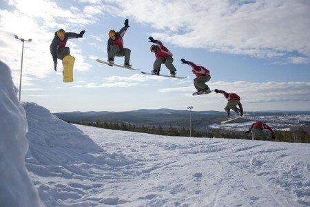 Закрытие сезона 2011 на Волчихе с 66.ru