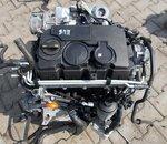 Двигатель BST 2.0 л, 70 л/с на VOLKSWAGEN. Гарантия. Из ЕС.