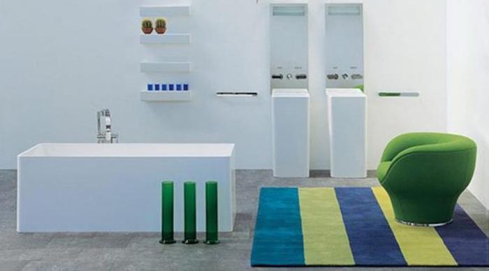 Примеры красивого интерьера ванной комнаты