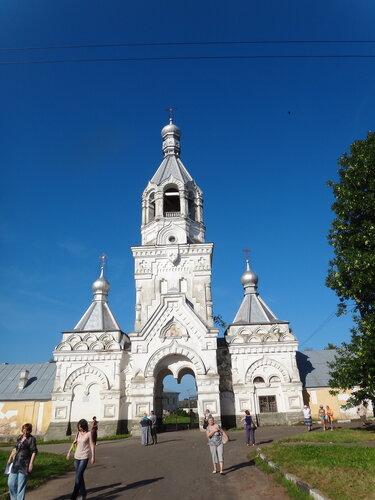 Десятинный монастырь, Великий Новгород