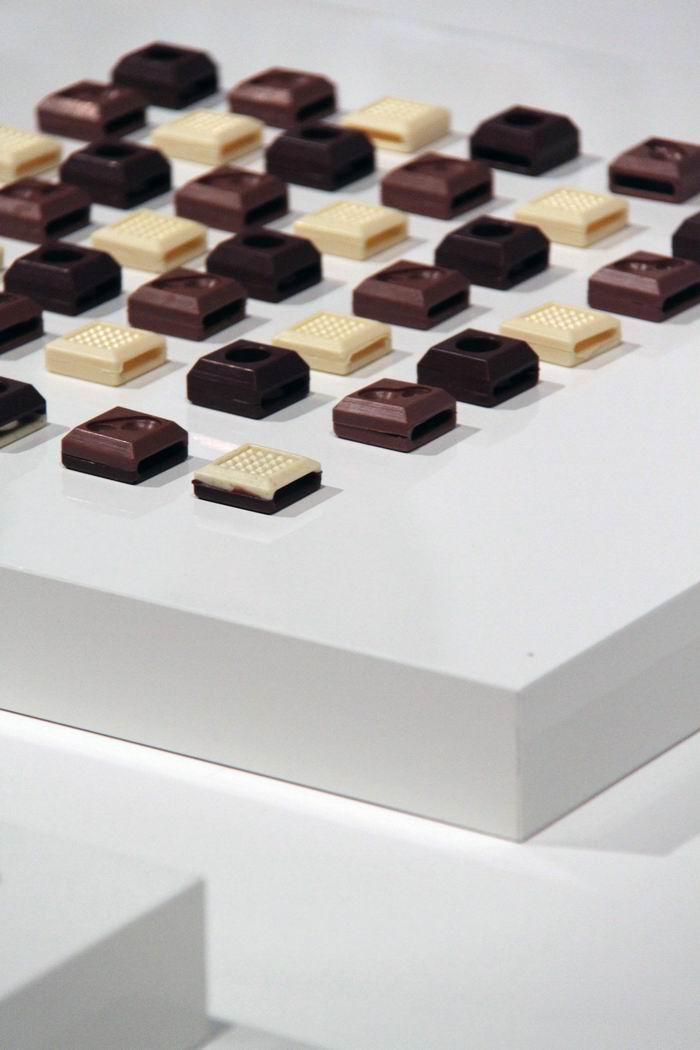 Шоколадные конструкторы. Сладкие будни дизайнеров