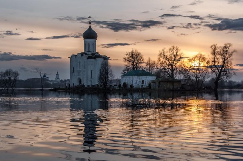 Фото: Татьяна Белякова Внастоящее время храм находится всовместном ведении РПЦ иВладимиро-Суздаль