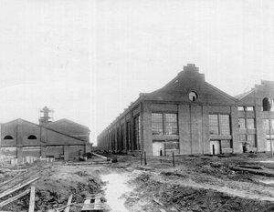 Внешний вид корпусов завода.