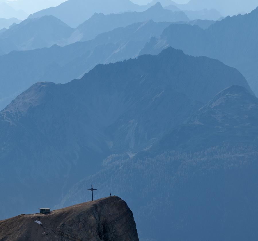 Немного о величии гор