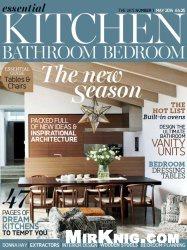 Журнал Essential Kitchen Bathroom Bedroom Magazine May 2014