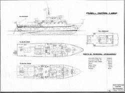 Книга Чертежи кораблей французского флота - ARCHEONAUTE 1967
