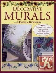 Книга Decorative Murals