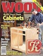 Книга Wood №203 (February/March) 2011