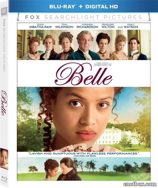 Белль / Belle (2013/BDRip/HDRip)