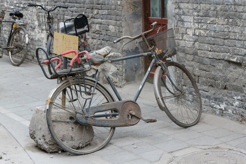 Велосипед, Пекин