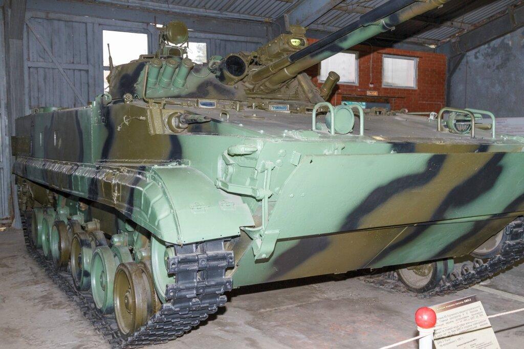 Боевая машина пехоты (БПМ-3), Кубинка