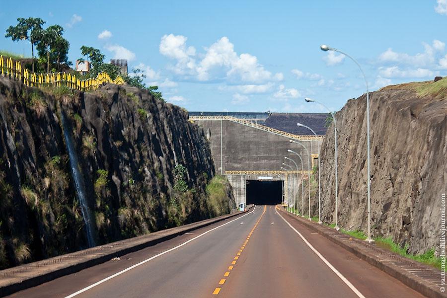 Бразилия, ГЭС Итайпу