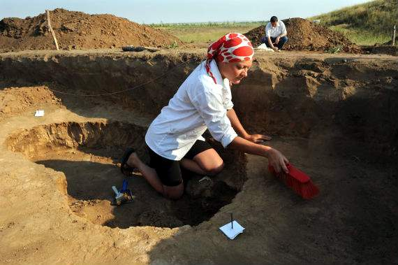 Филипповский курганный могильник