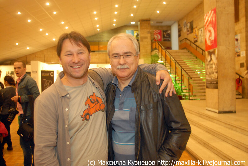 Алексей Айги и Юрий Коротков