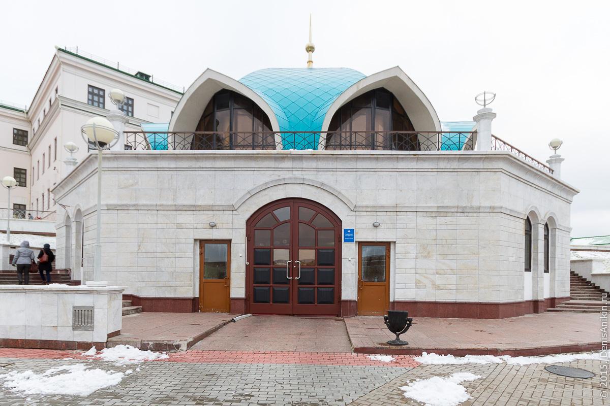 Мечеть Кул Шариф 4