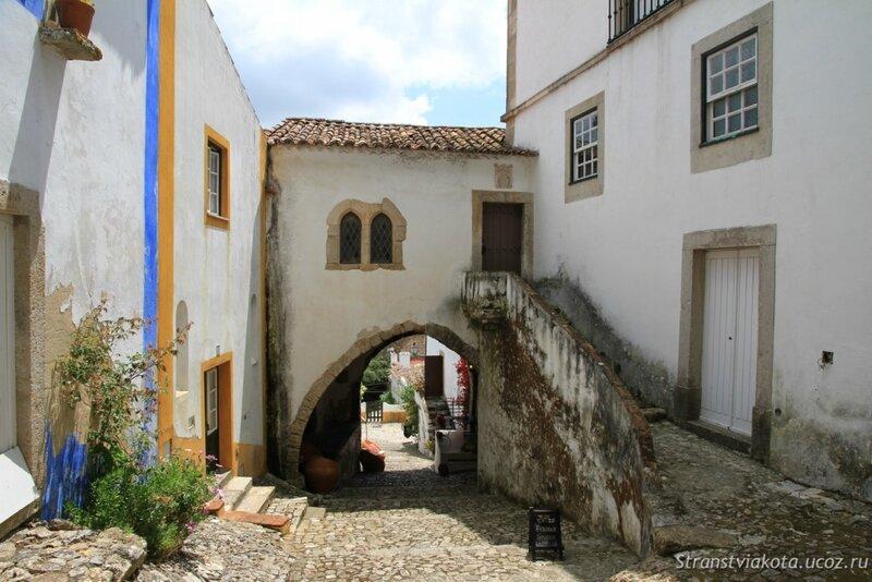 Португалия, Обидуш достопримечательности