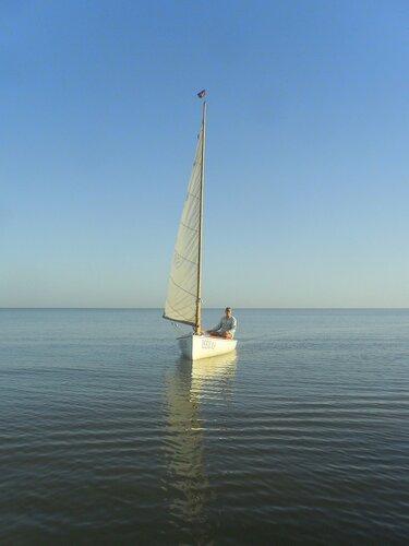 В день яхтенного хождения. 2014-08-15