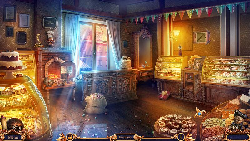 لعبة Royal Detective: Legend Golem