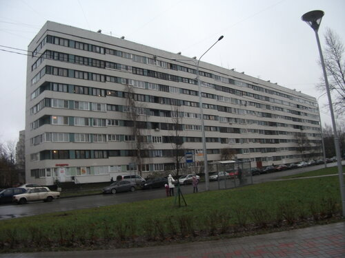 ул. Ушинского 9к1