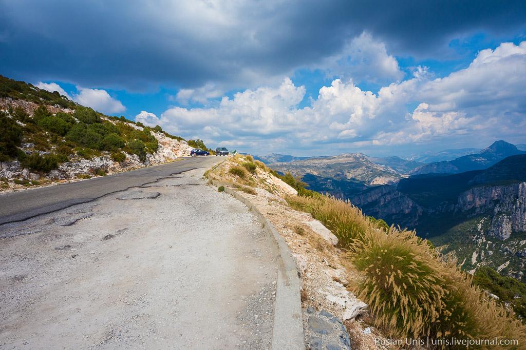 Автомобильные путешествия по Европе
