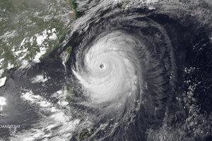 Тайфун «Накри» ослабел и не угрожает Приморью