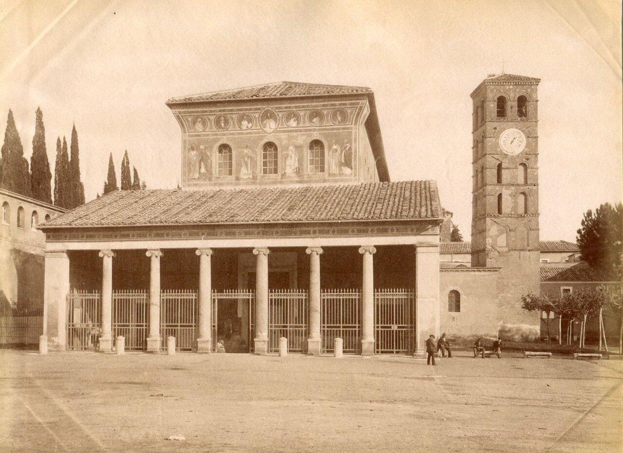 Базилика Сан-Лоренцо. 1875