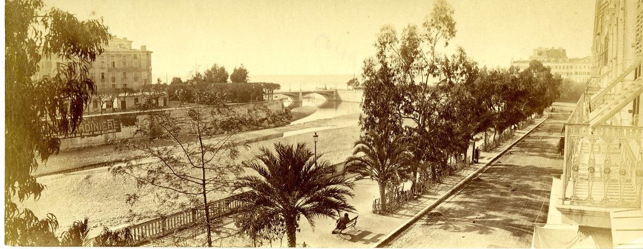 1875. Набережная Массены